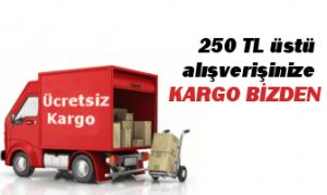 250 tl kargo kampanyası