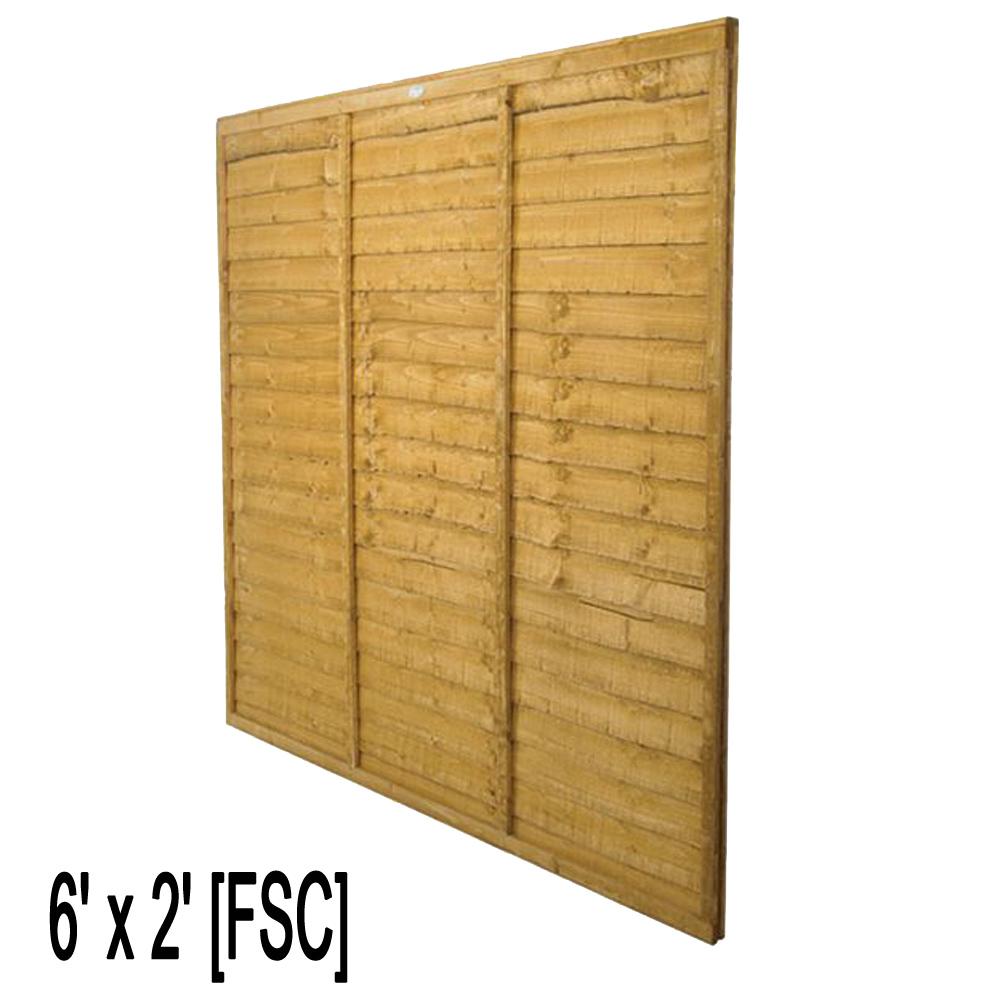 Homebase Fence Panels