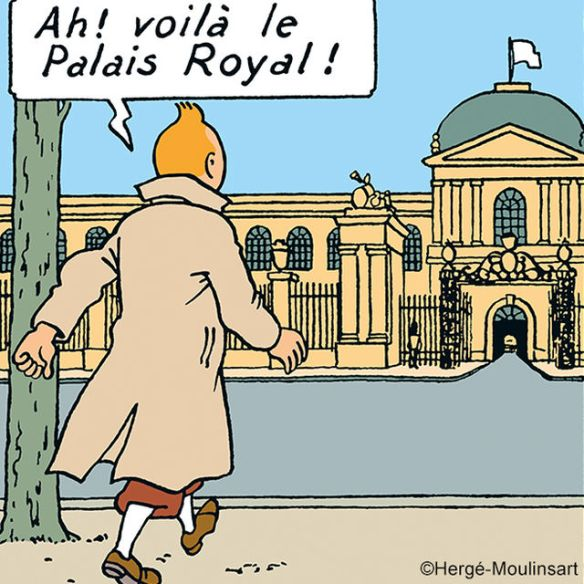 Tintin in Brussels | Visit Brussels