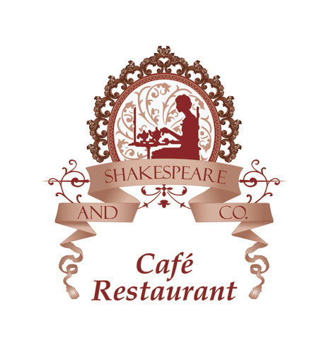 Shakespeare and co. Logo
