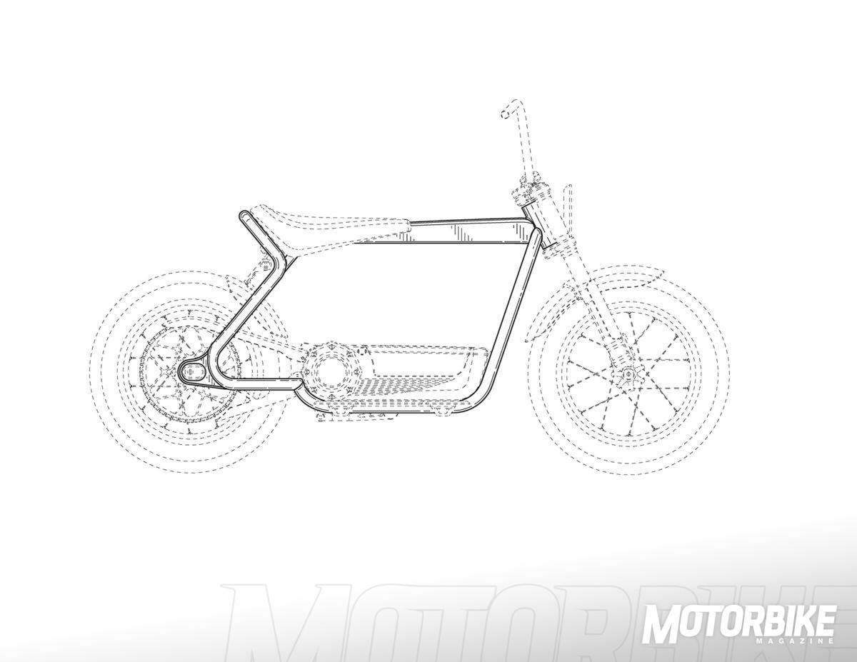 Bikeleaks Harley Davidson Patentes De Su Primer Scooter