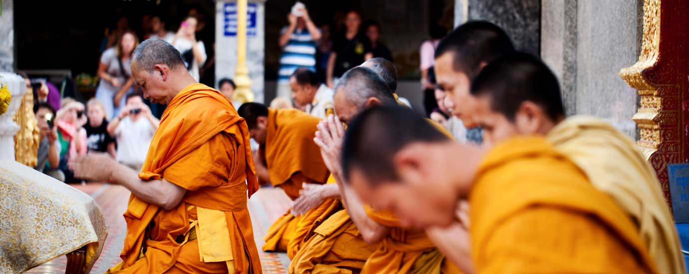 Social Customs Thailand