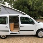 2011 Model Renault Kangoo Camper Van 1 5 Dci French Registered Lhd Left Hand Drive Dragonville Leisure Lincolnshire Camper Vans And Motorhomes