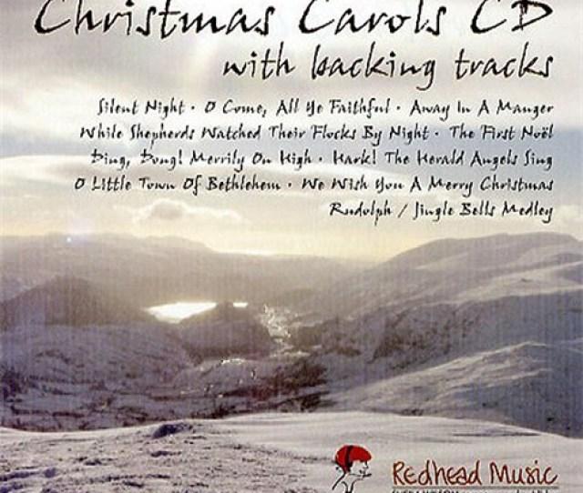 Sheila Wilson Christmas Carols Cd Cds Voice