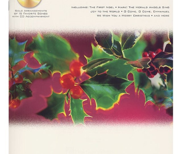 Hal Leonard Instrumental Play Along Christmas Carols Viola