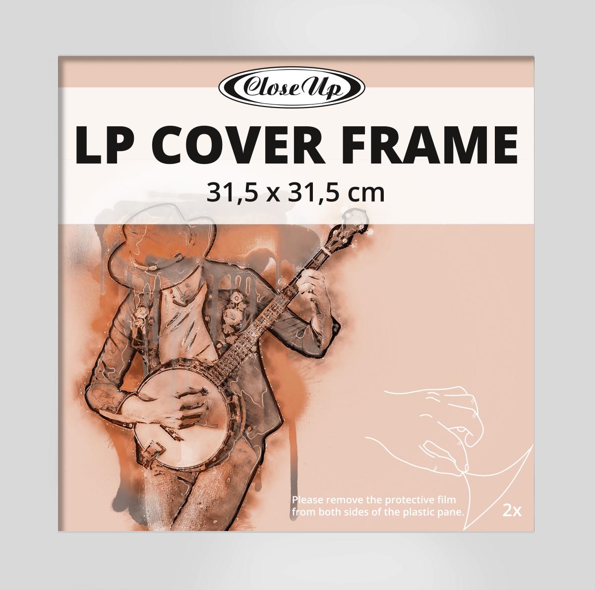 Bilderrahmen 12 Lp Album Cover Schallplatten Vinyl Rahmen