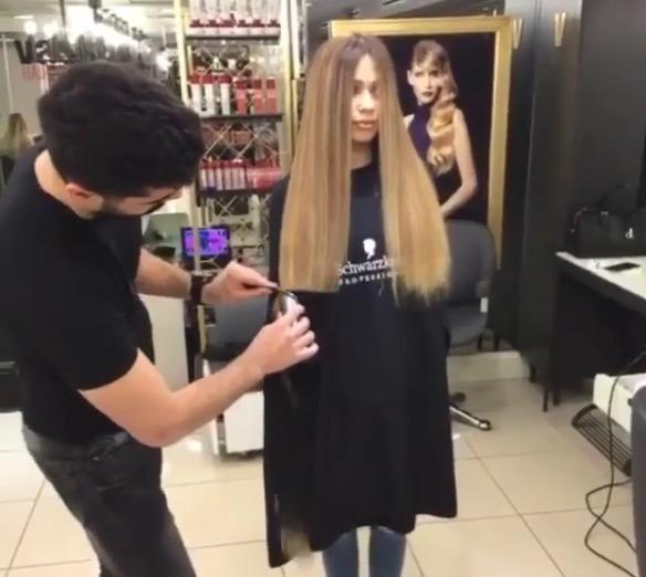 Si possono tagliare i capelli da soli