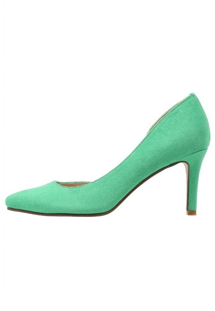 ClioMakeUp-scarpe-star-occasione-festa-abito-matrimonio-red-carpet-low-cost-tacchi-colorati-verdi-anna-field-25-zalando