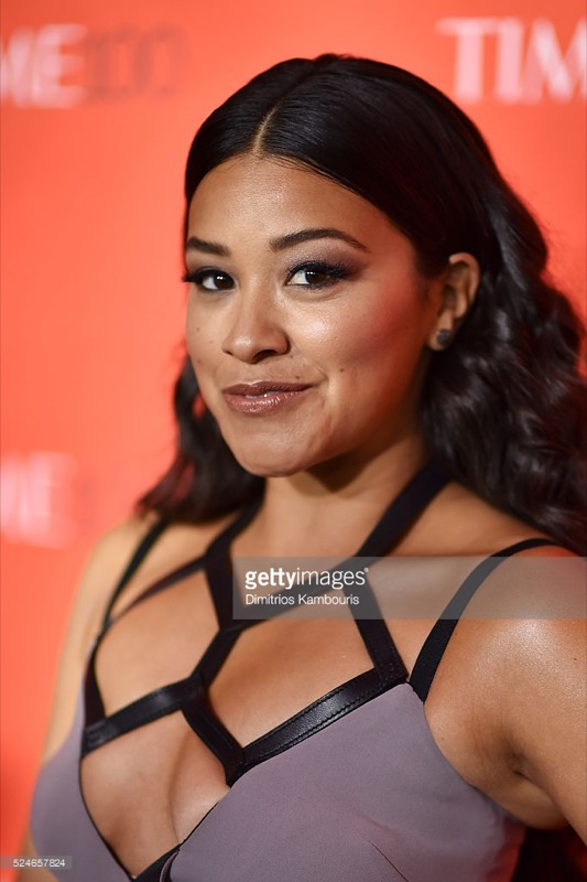 ClioMakeUp-donne-influenti-mondo-time-100-red-carpet-beauty-look-Gina Rodriguez-5