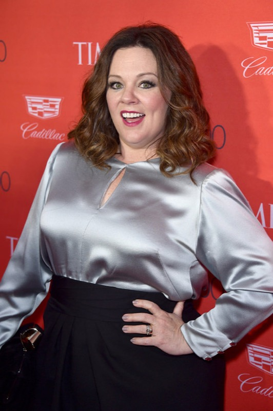 ClioMakeUp-donne-influenti-mondo-time-100-red-carpet-beauty-look-Melissa-McCarthy-1