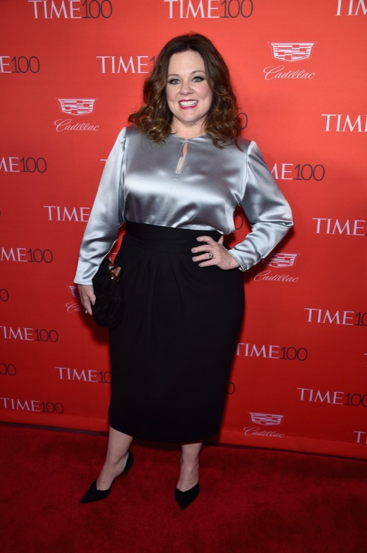 ClioMakeUp-donne-influenti-mondo-time-100-red-carpet-beauty-look-Melissa-McCarthy