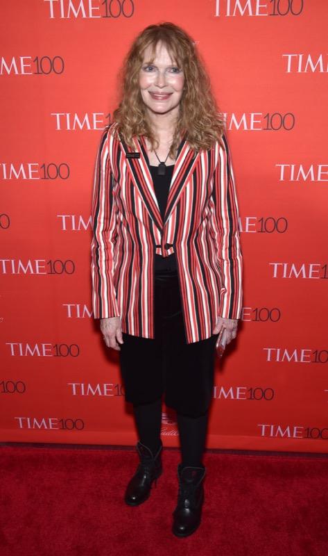 ClioMakeUp-donne-influenti-mondo-time-100-red-carpet-beauty-look-mia-farrow-1