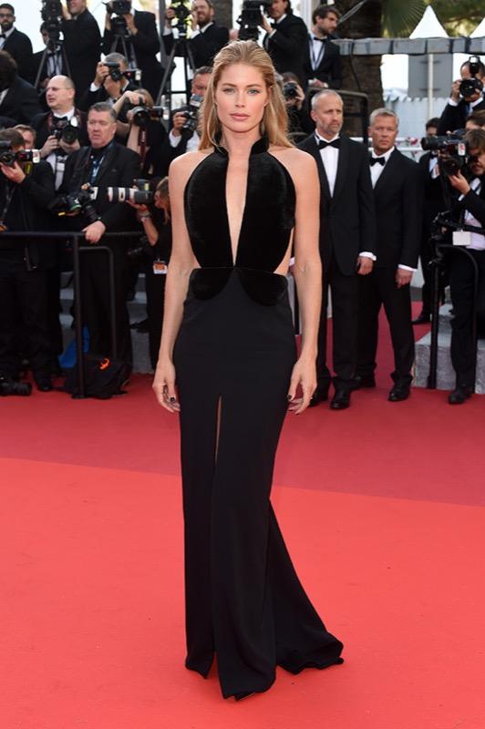 ClioMakeUp-Cannes-2016-red-carpet-beauty-look-primi-giorni-star-vip-Doutzen-Kroes-1