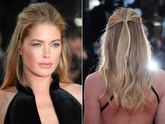 ClioMakeUp-Cannes-2016-red-carpet-beauty-look-primi-giorni-star-vip-Doutzen-Kroes
