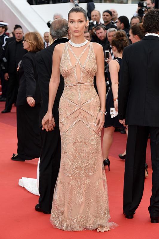 ClioMakeUp-Cannes-2016-red-carpet-beauty-look-primi-giorni-star-vip-bella-hadid-2