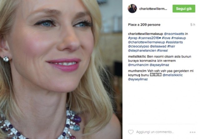 ClioMakeUp-Cannes-2016-red-carpet-beauty-look-primi-giorni-star-vip-naomi-watts