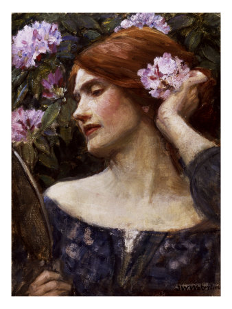 ClioMakeUp-corone-di-fiori-capelli-preraffaelliti