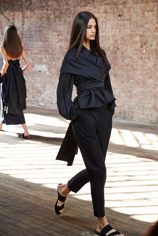 ClioMakeUp-vestirsi-in-primavera-tempo-pazzo-the-row-ss-2015-ready-to-wear