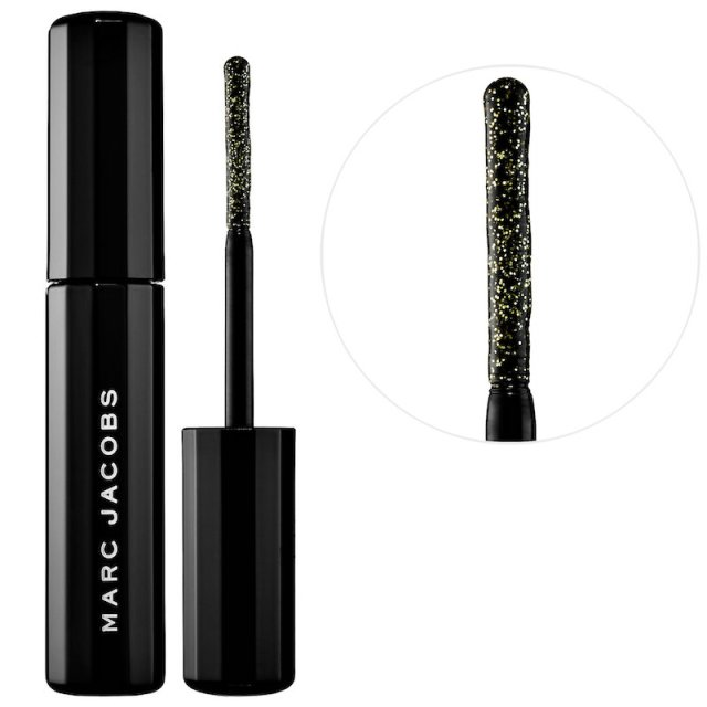 cliomakeup-ciglia-glitter-prodotti-mascara-marc-jacobs-Beauty-Lame-Noir-Ultra-Glittering-Mascara