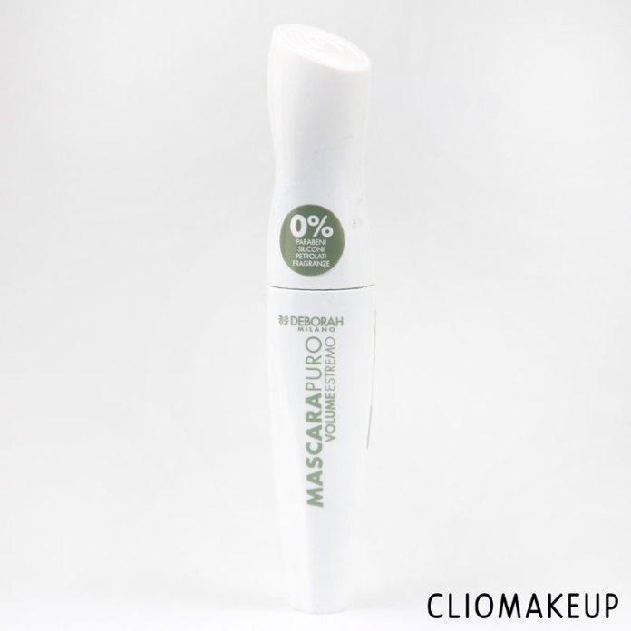 cliomakeup-mini-recensione-mascara-puro-deborah-milano-1