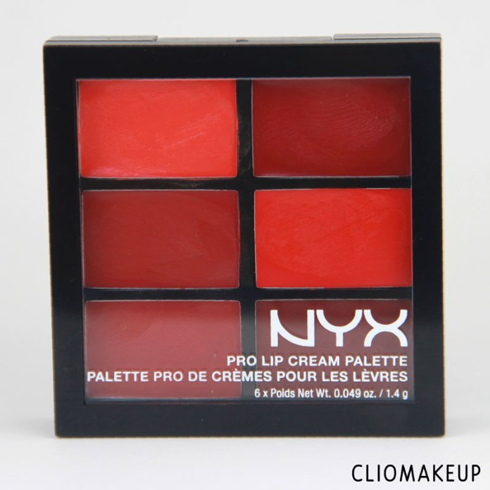 cliomakeup-recensione-pro-lip-cream-palette-nyx-1