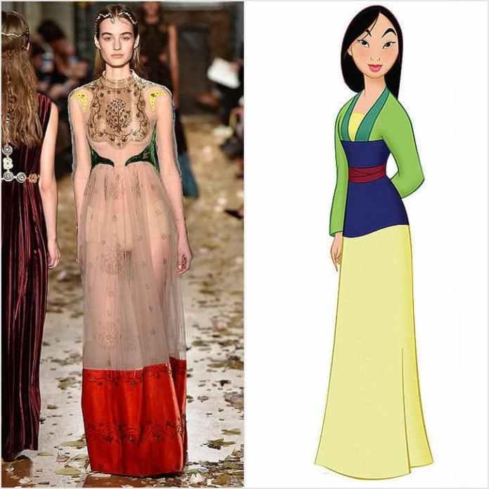 ClioMakeUp-collezioni-moda-ispirate-a-disney-principesse-mulan