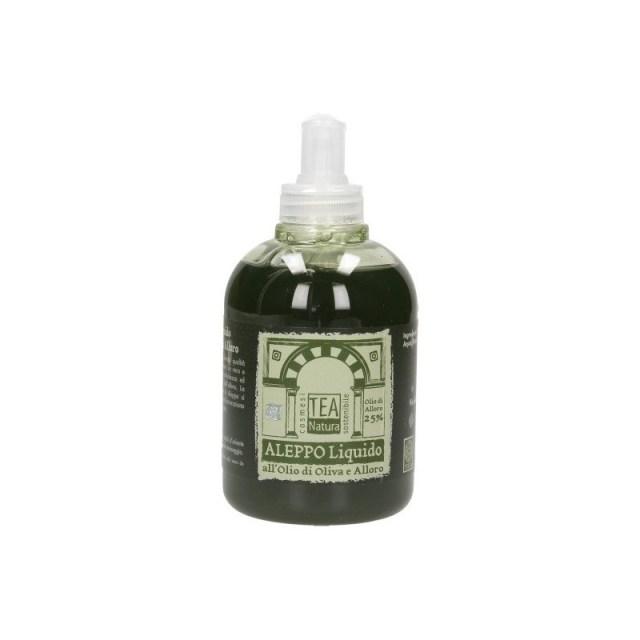 ClioMakeUp-prodotti-per-il-corpo-biologici-detergenti-creme-deodoranti-tea-natura-sapone-di-aleppo-liquido