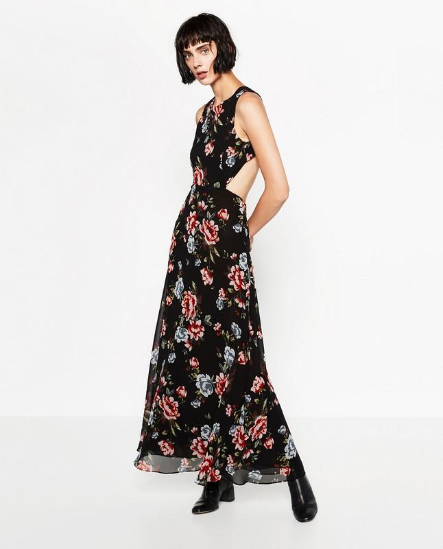 ClioMakeUp-abiti-neri-estate-fantasia-fiori-lungo-due
