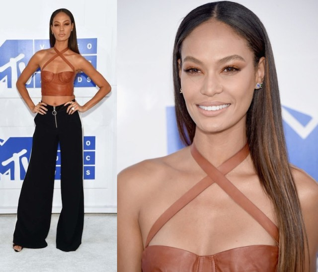 ClioMakeUp-vmas-2016-video-music-awards-mtv-beauty-look-abiti-trucchi-star-celebrity-Joan-Smalls