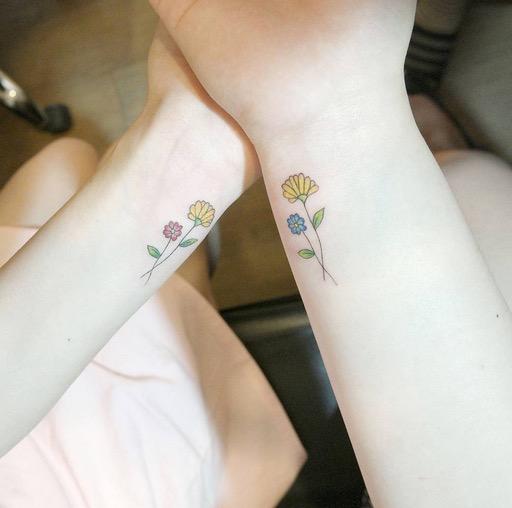 cliomakeup-tatuaggi-di-coppia-8-fiore