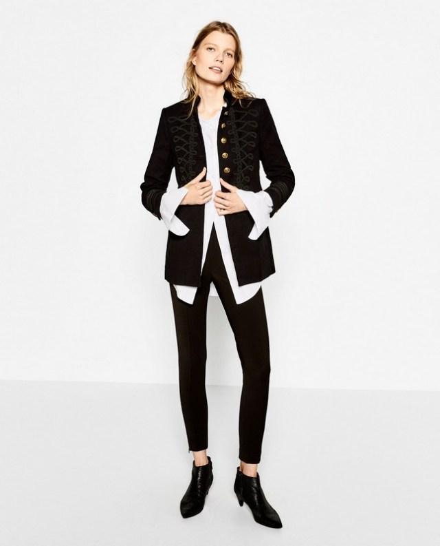 ClioMakeUp-moda-autunno-trend-2016-giacca-militare-zara