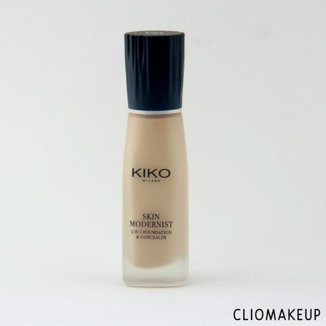cliomakeup-recensione-skin-modernist-2-in-1-foundation-and-concealer-kiko-4