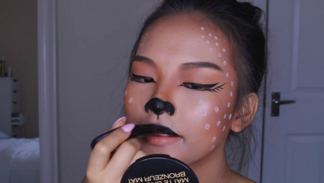ClioMakeUp-trucchi-halloween-tutorial-facili-veloci-bambi3