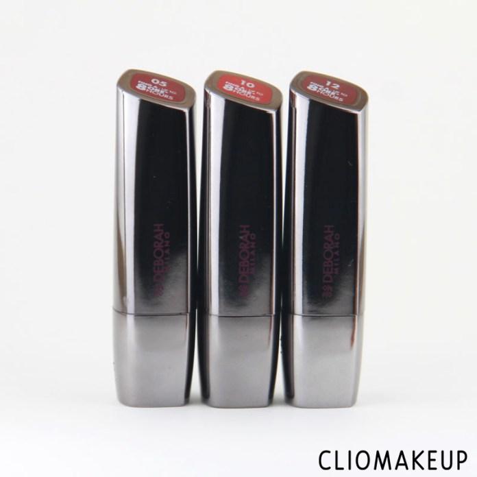 cliomakeup-recensione-rossetti-milano-red-long-lasting-deborah-1