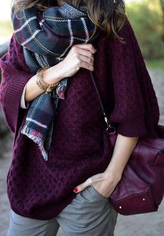 cliomakeup-abbinare-il-maglione-oversize-11-sciarpa
