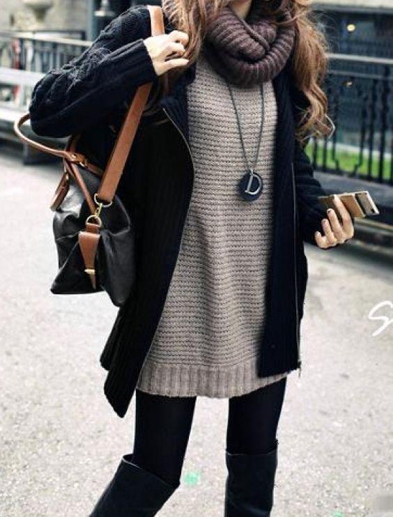 nuovo prodotto beni di consumo eccezionale gamma di colori Come abbinare il maglione oversize senza sembrare goffe