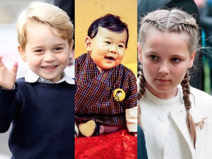 ClioMakeUp-piccoli-principi-royal-baby-george-dragon-prince-ingrid-alexandra-norvegia