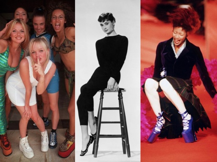 ClioMakeUp-scarpe-famose-celebrities-film-audrey-spice-girls-naomi-campbell.001