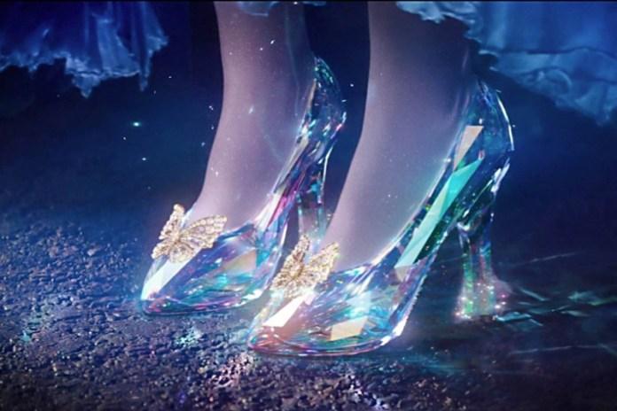 ClioMakeUp-scarpe-famose-celebrities-film-cenerentola-cinderella-scarpetta-cristallo