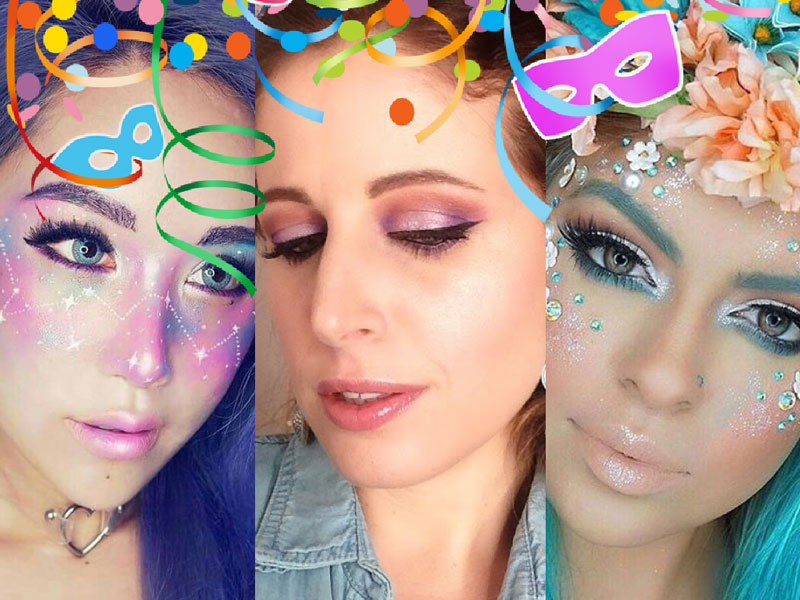 cliomakeup,idee,make,up,trucco,carnevale,1