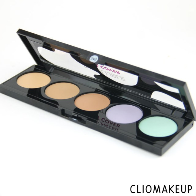 cliomakeup-recensione-infaillible-total-cover-concealer-palette-loreal-paris-2