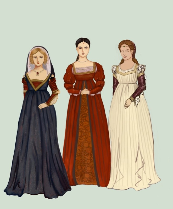 ClioMakeUp-principesse-disney-storicamente-accurate-look-abiti-vestiti-storia-3