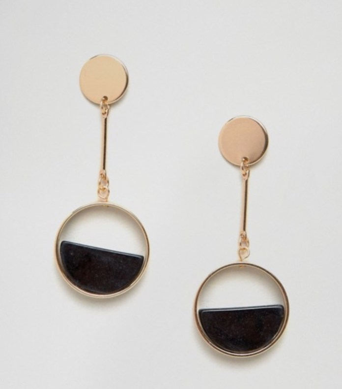 ClioMakeUp-orecchini-forma-viso-pendenti-piccoli-cerchi-asos