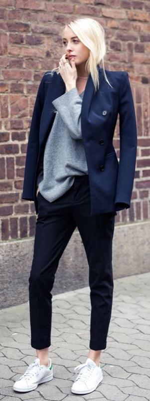 abbigliamento uomo con stan smith