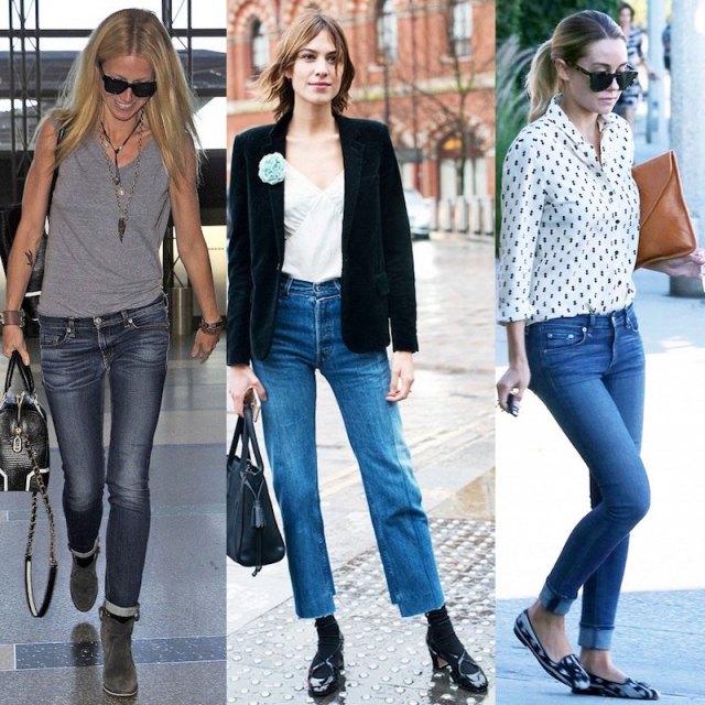 I jeans preferiti delle celebrity tra low cost e modelli di lusso! 541682e76bd5