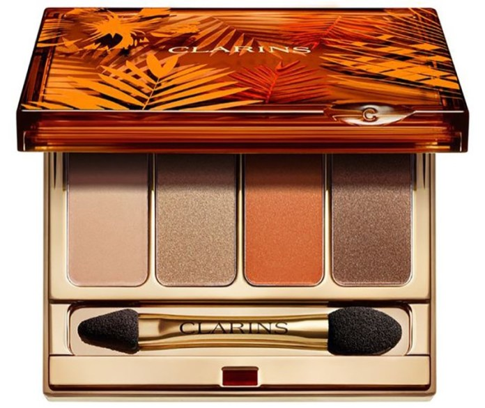 ClioMakeUp-hot-africa-make-up-collezioni-estate-2017-palette-clarins