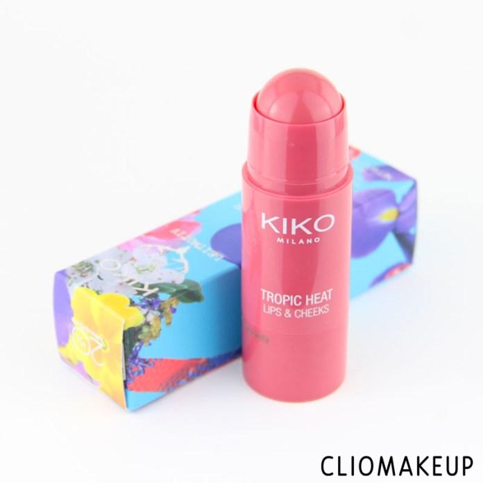 cliomakeup-recensione-tropic-heat-lips-and-cheeks-kiko-3