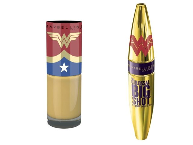 ClioMakeUp-Wonder-Woman-Maybelline-rossetti-smalti-mascara-big-shot-kit-film-swatch-teamclio-packaging.007