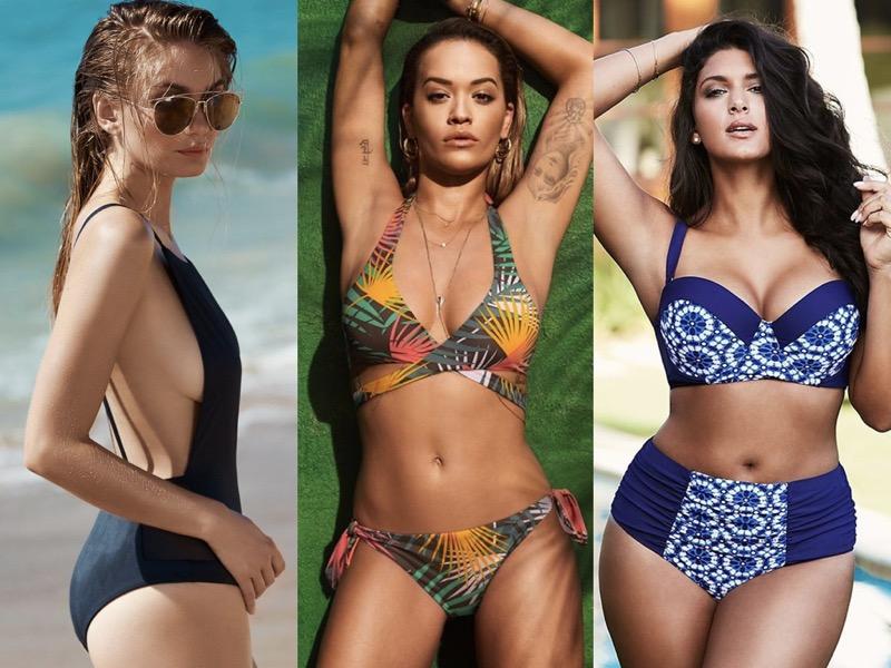 la dieta per il modello bikini
