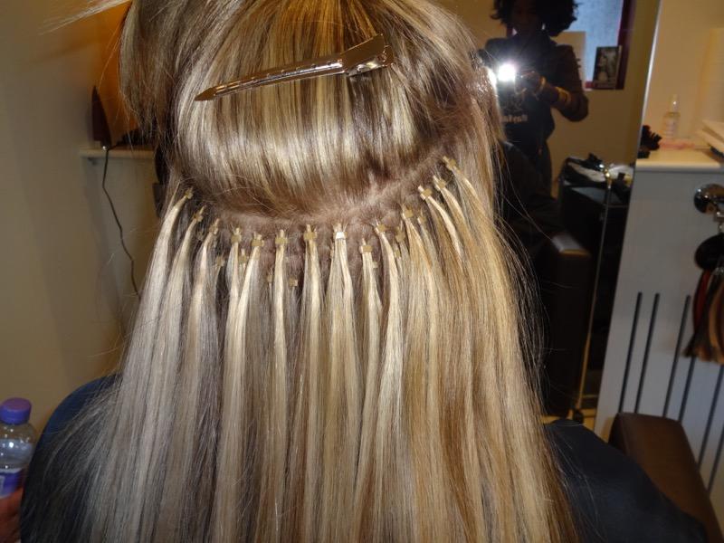 capelli finti extension